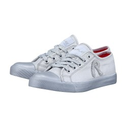 Sneakers Replay JV080092T PASADENA Ασημι