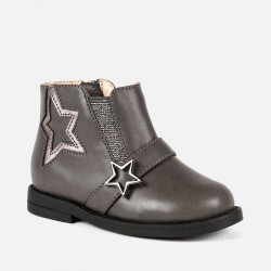 MAYORAL ANKLE BOOTS GIRLS 18-42838-054 Ανθρακί